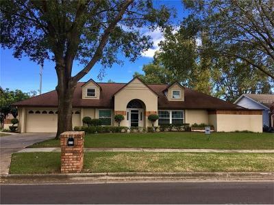 Edgewood Single Family Home For Sale: 609 Glen Grove Lane