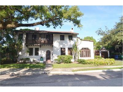 Winter Park Single Family Home For Sale: 585 Osceola Avenue