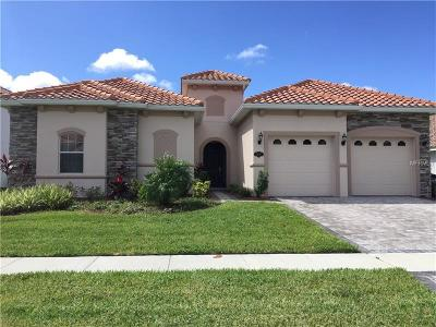 Kissimmee Single Family Home For Sale: 2840 Swoop Circle
