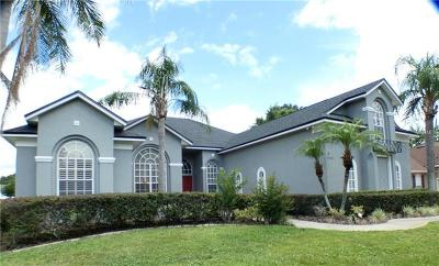 Orlando Single Family Home For Sale: 3552 Bellington Drive