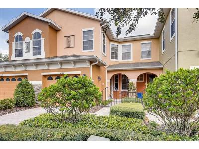 Oviedo Townhouse For Sale: 5436 Burnt Acorn Way