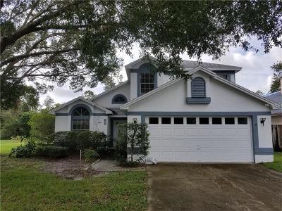 Single Family Home Pending: 319 Morning Glory Drive