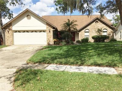 Winter Springs Single Family Home For Sale: 234 Ringwood Drive