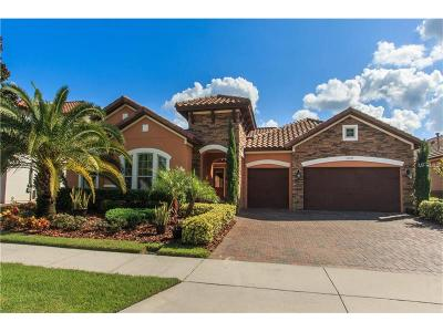 Casa Del Lago, Casa Del Lago Rep Single Family Home For Sale: 12525 Montalcino Circle
