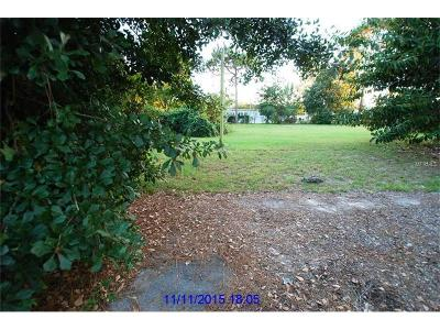 Kissimmee Residential Lots & Land For Sale: 3017 Michigan Avenue