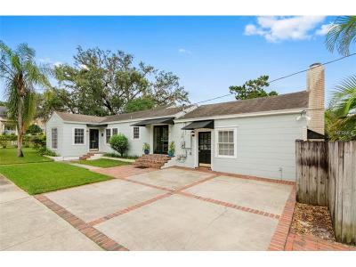 Orlando Single Family Home For Sale: 1600 Delaney Avenue