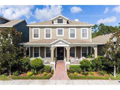 Winter Springs Single Family Home For Sale: 422 Park Lake Drive