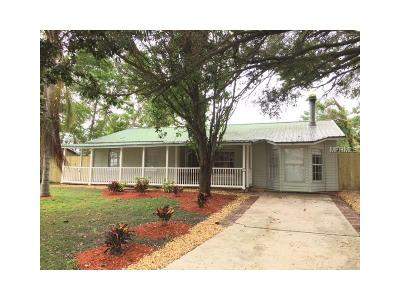 Apopka Single Family Home For Sale: 1244 Rossman Drive