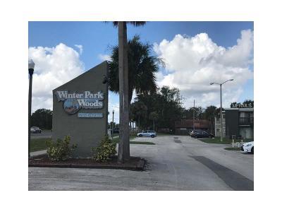 Winter Park Condo For Sale: 178 Scottsdale Square #178