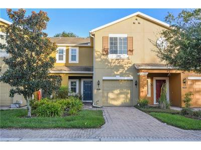 Oviedo Townhouse For Sale: 5573 Rutherford Place