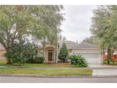 Groveland Single Family Home For Sale: 1540 Whooping Drive