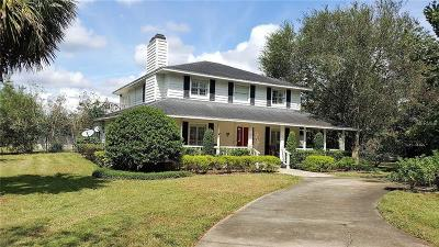 Orlando Single Family Home For Sale: 8273 Wilson Terrace