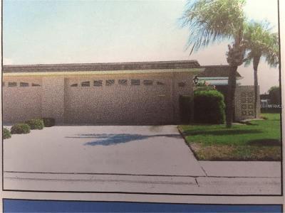 Hernando County, Hillsborough County, Pasco County, Pinellas County Villa For Sale: 550 Boca Ciega Point Boulevard N