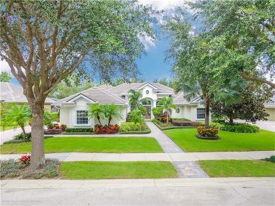 Oviedo Single Family Home For Sale: 4581 Old Carriage Trail