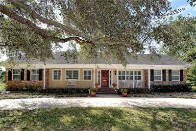 Orlando Single Family Home For Sale: 2146 Alameda Avenue