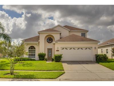 Kissimmee Single Family Home For Sale: 8053 King Palm Circle