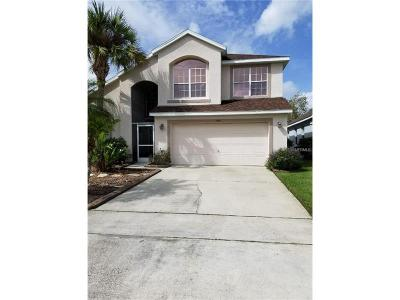 Kissimmee Single Family Home For Sale: 1995 Willow Wood Drive