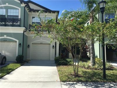 Tampa Townhouse For Sale: 11636 Crowned Sparrow Lane