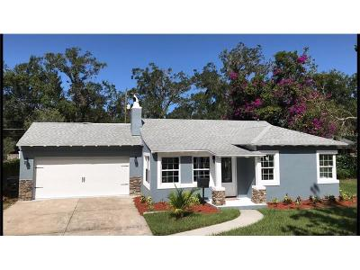 Orlando Single Family Home For Sale: 1423 W Princeton Street