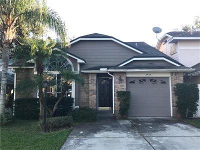 Winter Park Single Family Home For Sale: 3439 Allston Lane