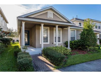 Winter Garden Single Family Home For Sale: 14470 Whittridge Drive