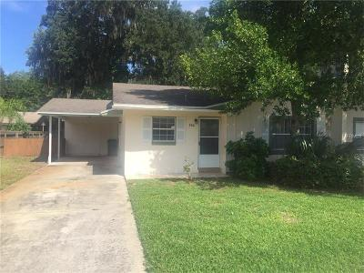 Holly Hill Multi Family Home For Sale: 906 New Castle Court