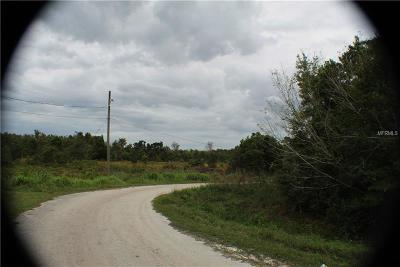 Oviedo Residential Lots & Land For Sale: 2014 Walker Rd Road E