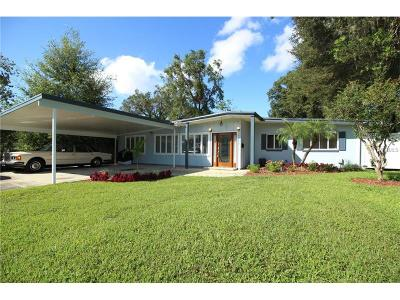 Winter Park Single Family Home For Sale: 2709 Norris Avenue