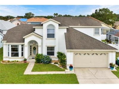 Kissimmee Single Family Home For Sale: 8619 Primrose Drive