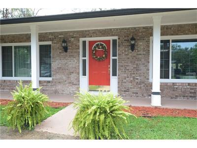 Altamonte Springs Single Family Home For Sale: 711 E Hillcrest Street