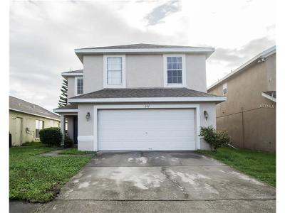 Kissimmee Single Family Home For Sale: 207 Southbridge Circle