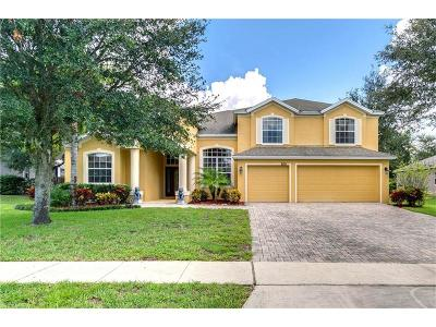 Apopka Single Family Home For Sale: 4346 Rock Hill Loop