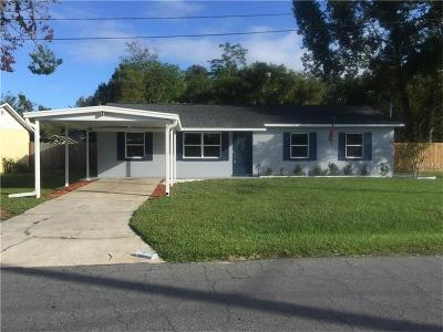 mount dora Single Family Home For Sale: 1325 Camp Avenue