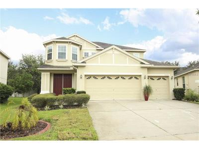 Ocoee Single Family Home For Sale: 1330 Plumgrass Circle
