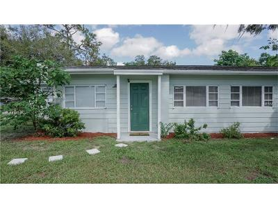 Orlando Single Family Home For Sale: 6017 W Amelia Street