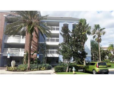 Orange County, Osceola County Condo For Sale: 7613 Cabana Court #203