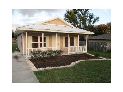 Mascotte Single Family Home For Sale: 431 Midway Avenue