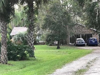 Osteen Single Family Home For Sale: 920 Lemon Bluff Road