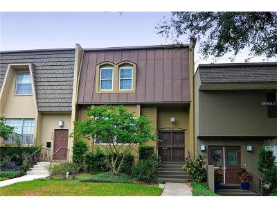 Orlando Townhouse For Sale: 204 S Summerlin Avenue