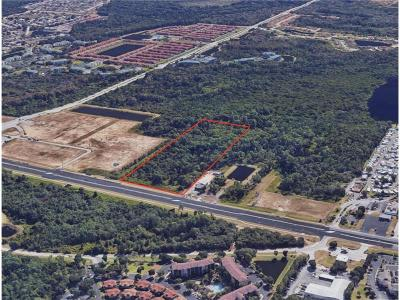 Kissimmee Residential Lots & Land For Sale: 0 W W Irlo Bronson Mem Hwy Highway