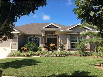 Oviedo Single Family Home For Sale: 993 Kerwood Circle
