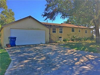 Groveland Single Family Home For Sale: 607 E Anderson Road
