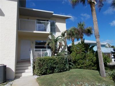 New Smyrna Beach Townhouse For Sale: 520 S Atlantic Avenue #A