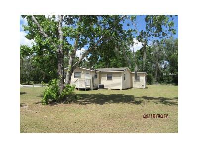 Sanford Single Family Home For Sale: 5566 1st Street