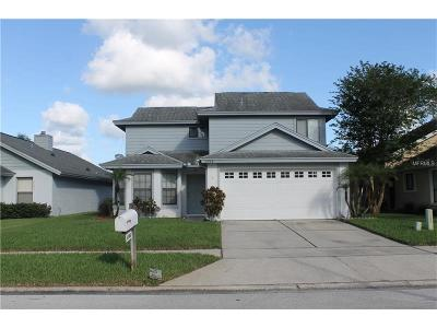 Casselberry Single Family Home For Sale: 3346 S Saint Lucie Drive