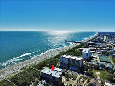 Cocoa Beach Condo For Sale: 6017 Turtle Beach Lane #502