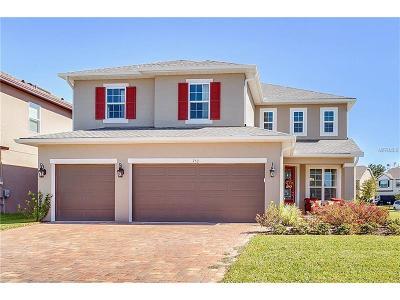 Winter Garden Single Family Home For Sale: 753 Sandy Bar Drive