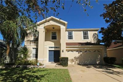 Orlando Single Family Home For Sale: 9756 Doriath Circle