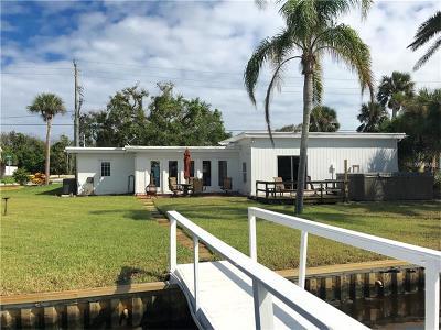 Ormond Beach Single Family Home For Sale: 3080 John Anderson Drive