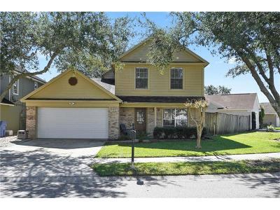 Oviedo Single Family Home For Sale: 1008 Kelsey Avenue